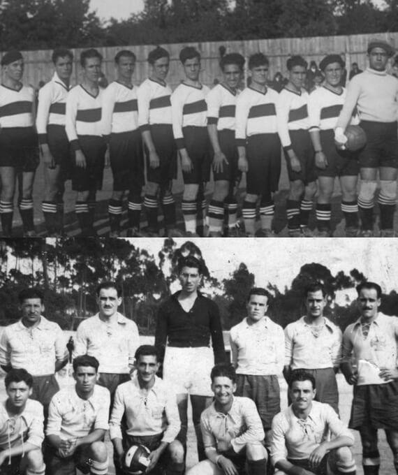 cac23cc925 No escalão maior do futebol português a equipa da «Capital do Móvel»  continua a honrar o seu lema  «Por Paços
