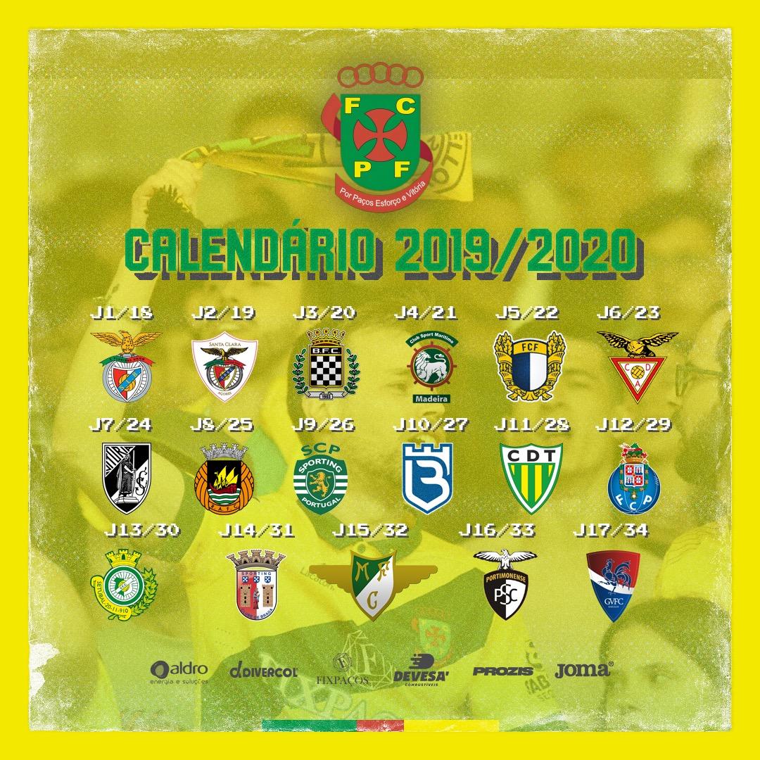 Calendario Liga Nos 2020.Deslocacao A Luz No Regresso A Liga Nos Fcpf